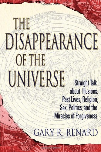 The Disappearance of the Universe Cover