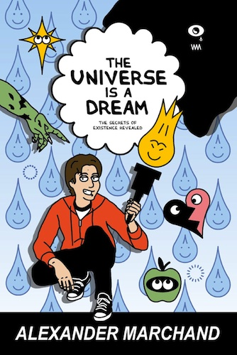 The Universe is a Dream Cover