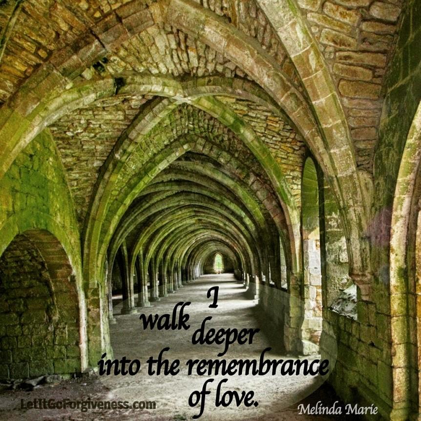 Walk deeper